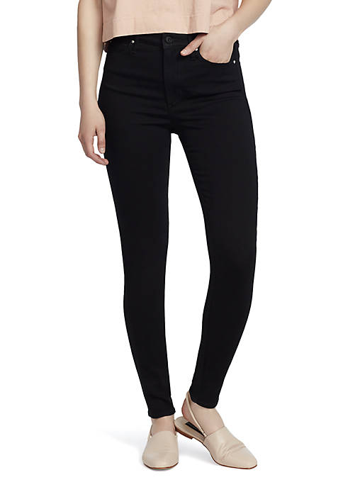 Ella Moss High Rise Skinny Jeans