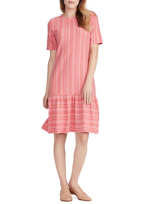 Ella Moss Camilla Striped Dress