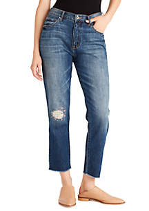 Ella Moss Vintage High Waist Jeans