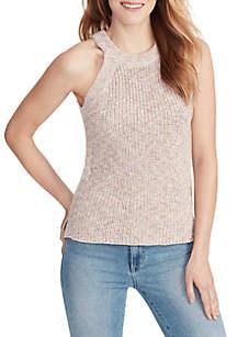 Ella Moss Margot Halter Sweater
