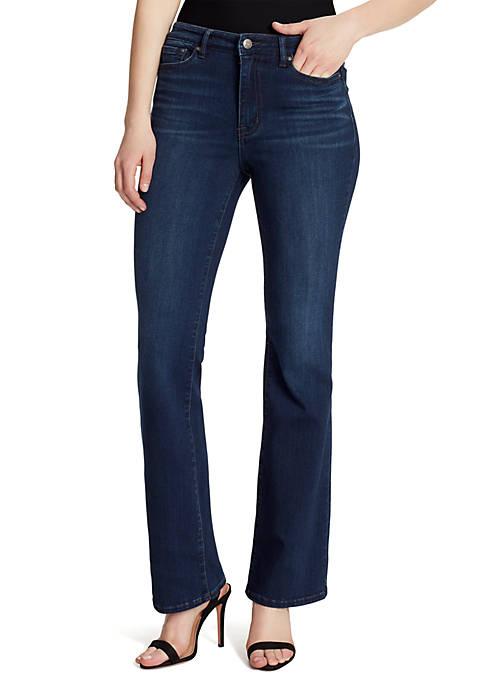 Ella Moss High Rise Bootcut Jeans