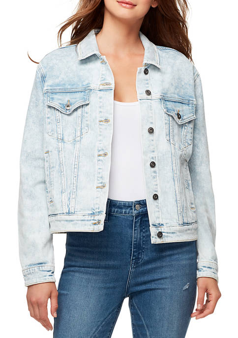 Ella Moss Womens Denim Jacket