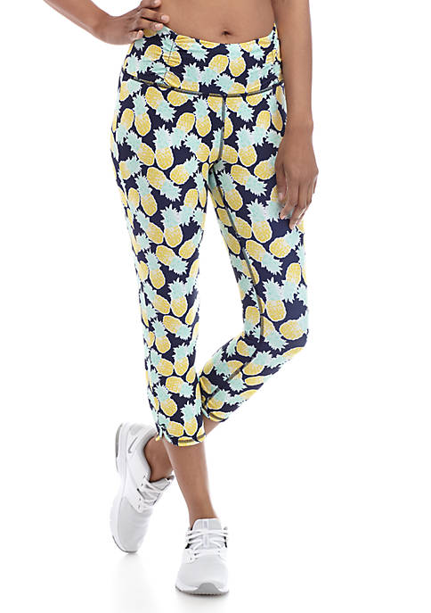 Crown & Ivy™ Ruched Capris