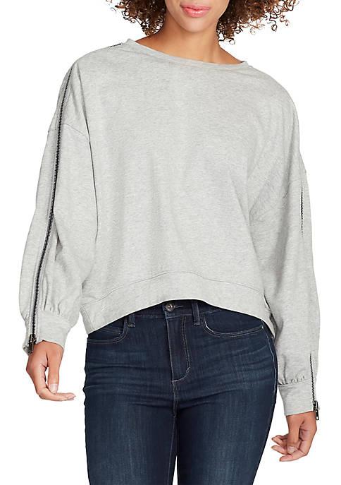 Dolman Sleeve Sweatshirt