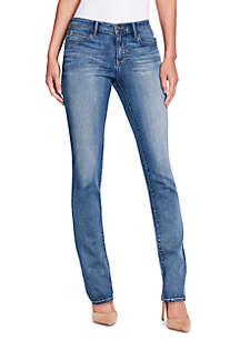 Rail Straight Jeans