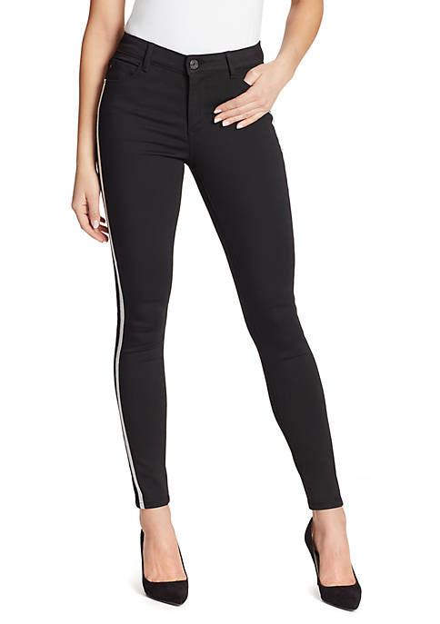 Skinny Girl Skinny Fit Side Stripe Jeans