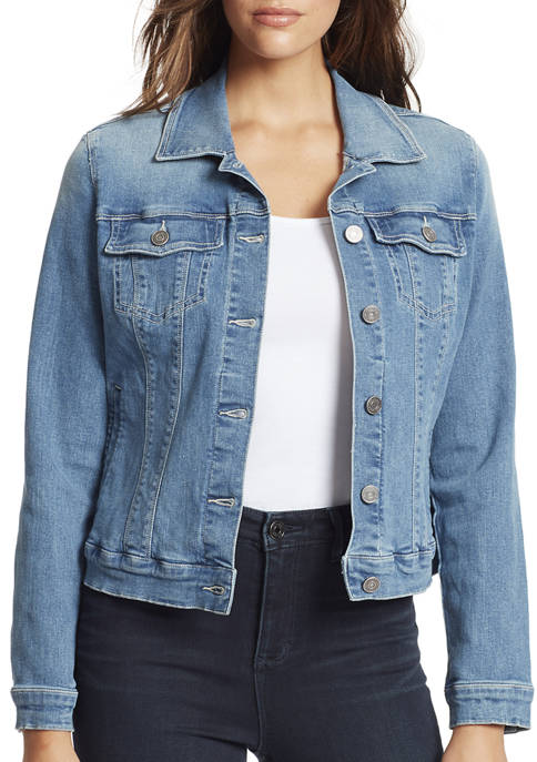 Womens Raina Denim Jacket