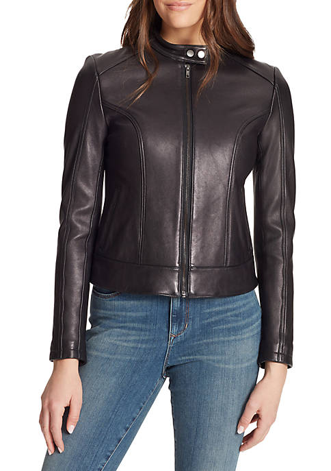 Modern Moto Jacket