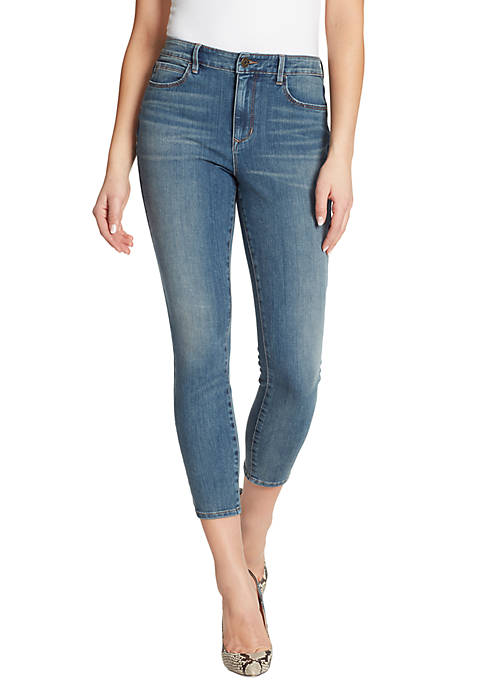 Skinny Girl High Rise Skinny Ankle Jeans