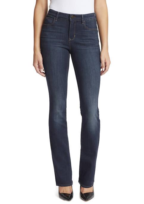 Womens Bryn Micro Bootcut Jeans