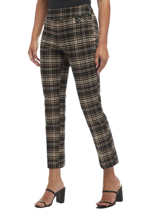 Kim Rogers® Womens Pull On Millennium Pants