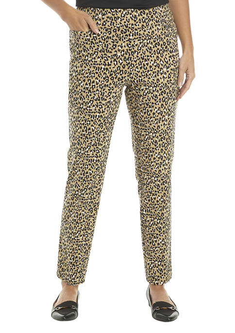 Kim Rogers® Womens Regular Length Millennium Fashion Pants