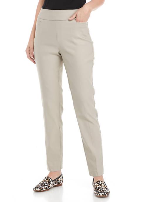 Kim Rogers® Womens Millennium Average Pants