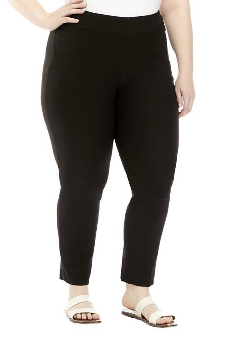 Plus Size Millennium Pants - Short Length