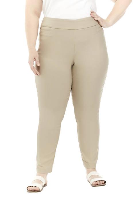 Plus Size Millennium Pants - Tall