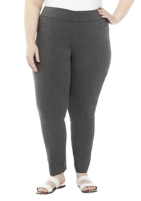 Kim Rogers® Plus Size Millennium Pants