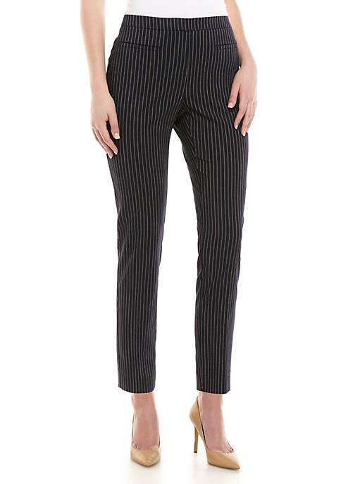Ellen Tracy Welt Pocket Pants