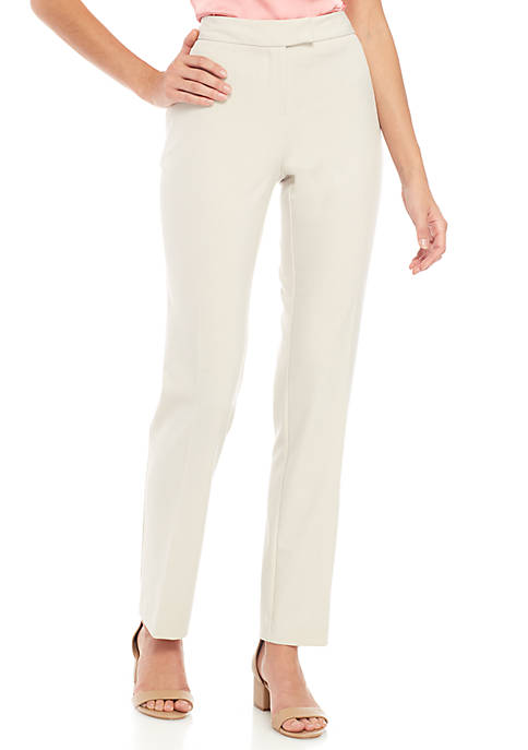 Jones New York Womens Sydney Pants