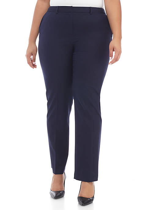 Jones New York Classic Rise Sydney Pants