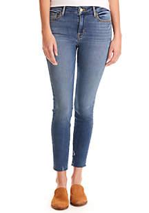 Ankle Stud Jeans