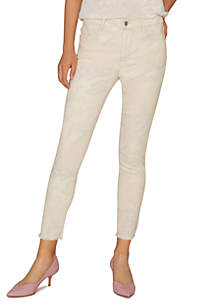 Sanctuary Social Stand Ankle Skinny Jeans