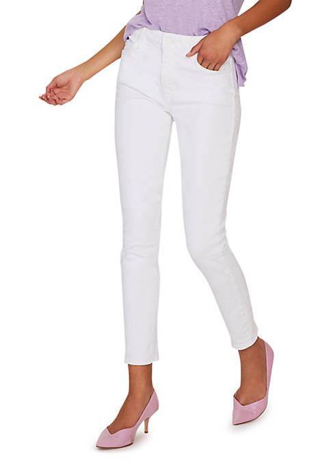 Social Standard Ankle Skinny Jeans
