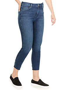 Sanctuary Modern High Rise Cropped Jeans