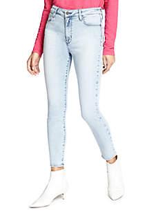 Sanctuary Social High Rise Ankle Skinny Jean