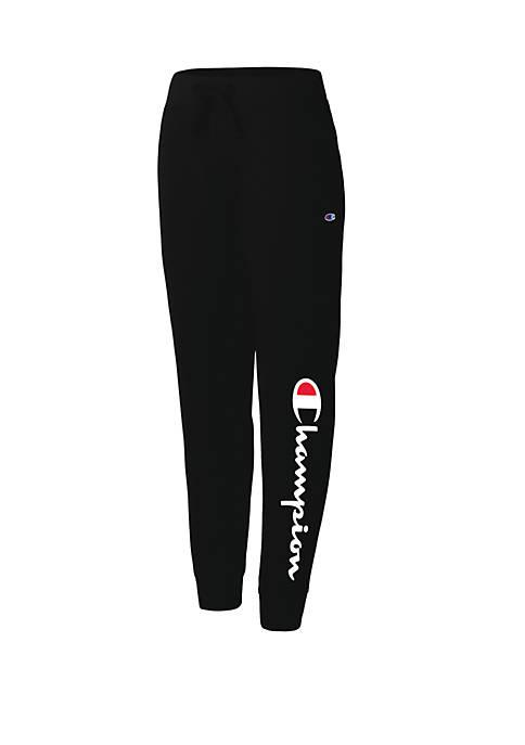 Plus Size Powerblend Graphic Jogger Pants