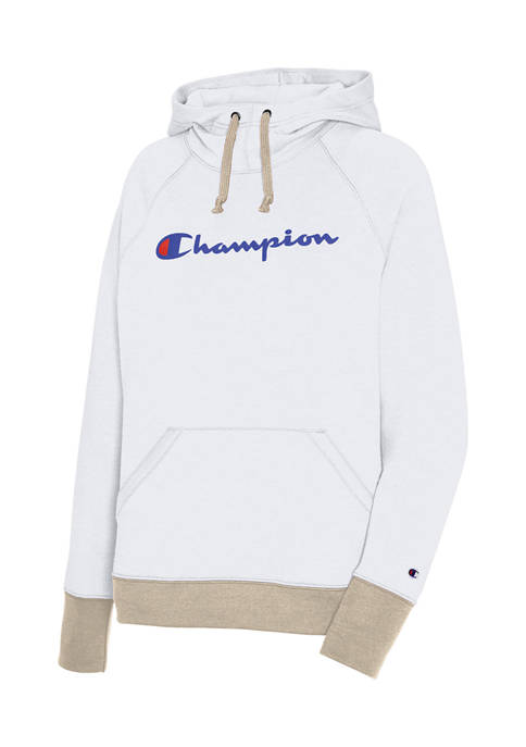 Champion® PowerBlend Graphic Hoodie