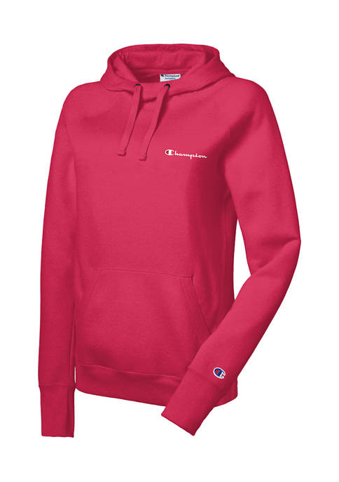 PowerBlend Left Chest Graphic Hoodie
