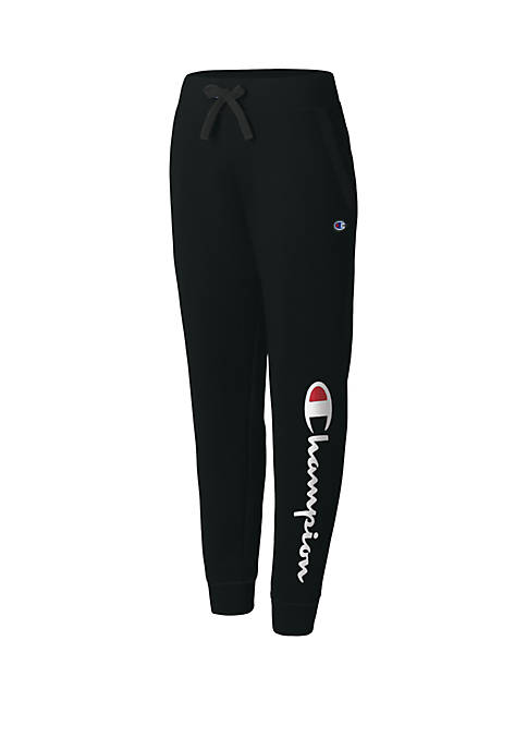 Champion® Powerblend Graphic Jogger Pants