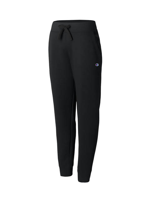 Champion® Womens Powerblend Graphic Jogging Pants