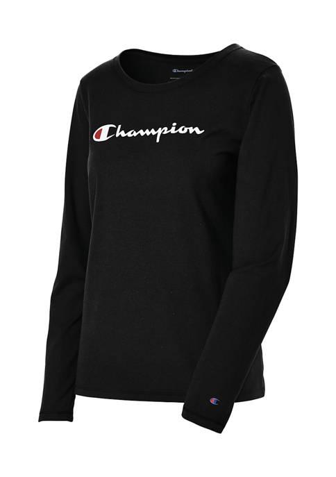 Champion® Classic Long Sleeve T-Shirt