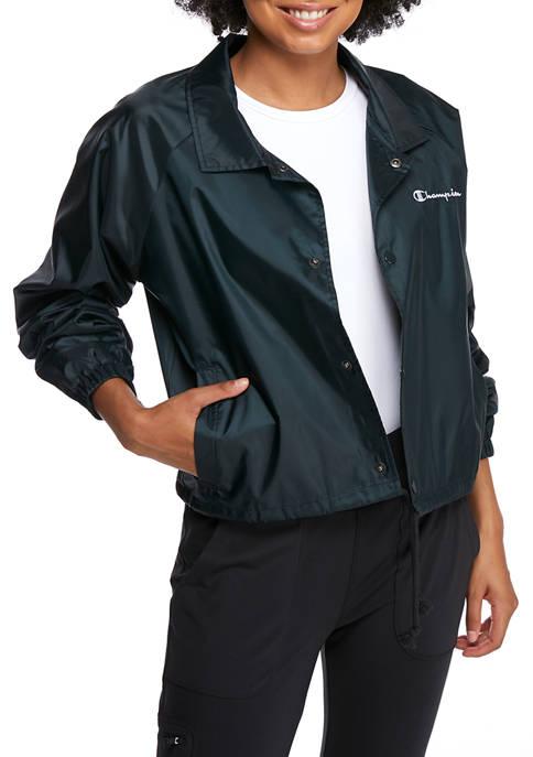 Champion® Heritage Woven Coaches Jacket