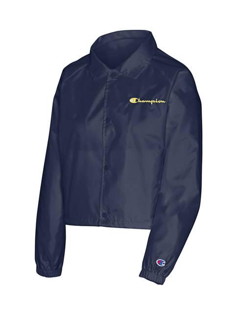 Champion® Coaches Rainbow Jacket