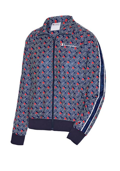 Champion® Printed Track Jacket
