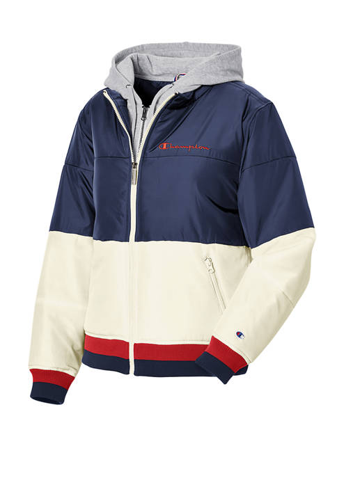 Champion® Stadium Puffer Jacket