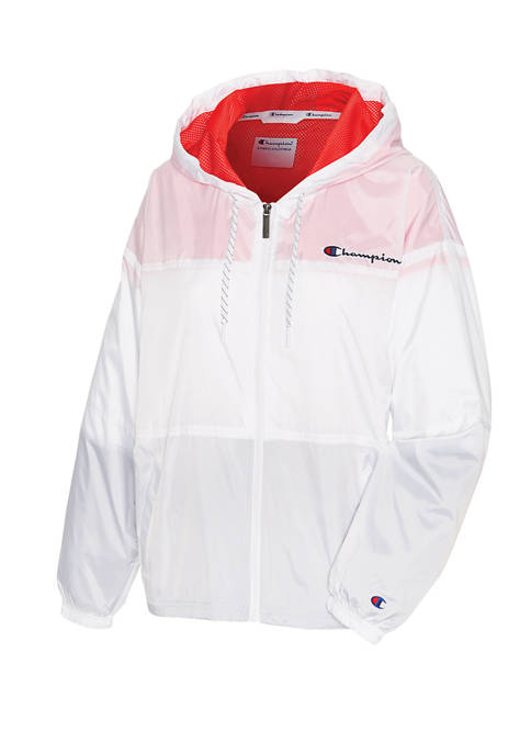 Stadium Color Block Jacket