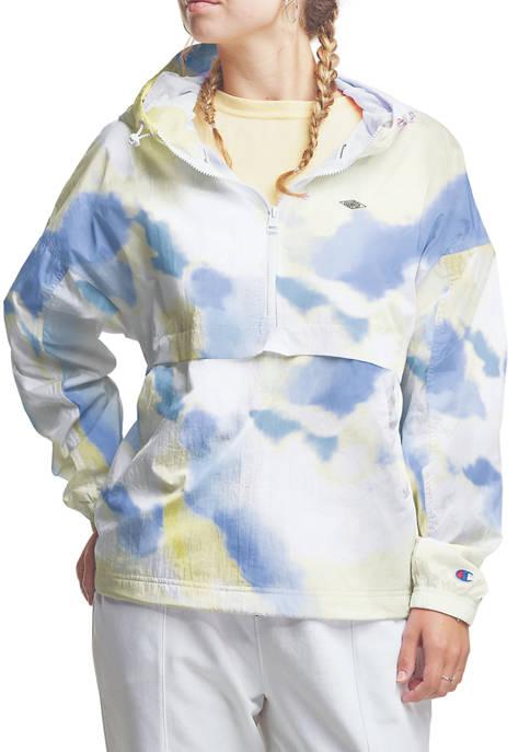 Champion® Lightweight Tie Dye Anorak Jacket