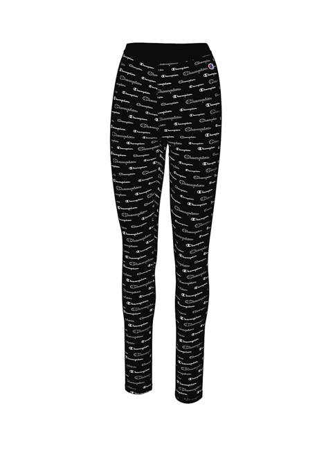 Champion® Authentic Printed Leggings