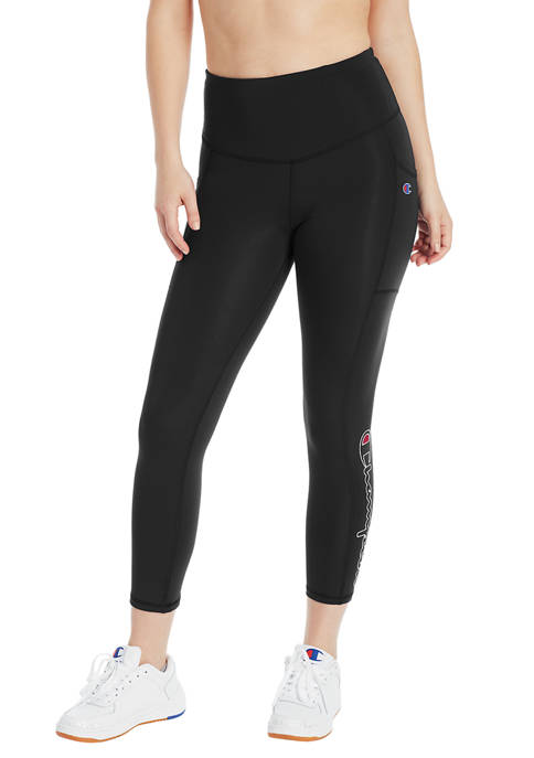 Champion® Sport 3/4 Pocket Tights