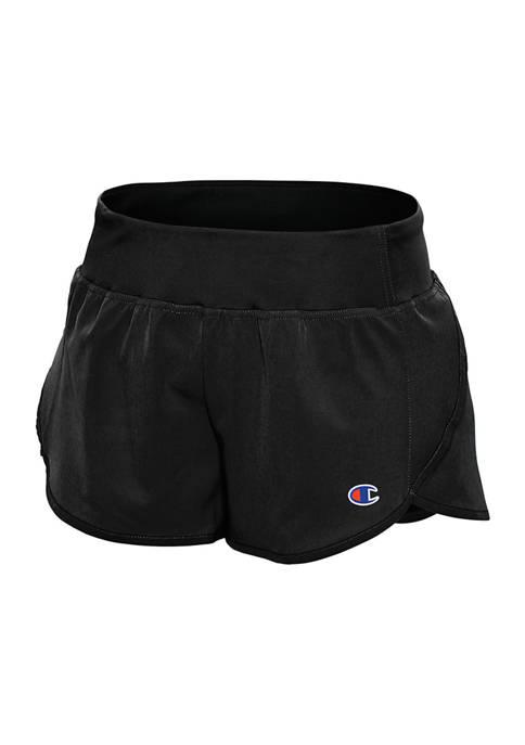 Champion® Zip Pocket Sport Shorts