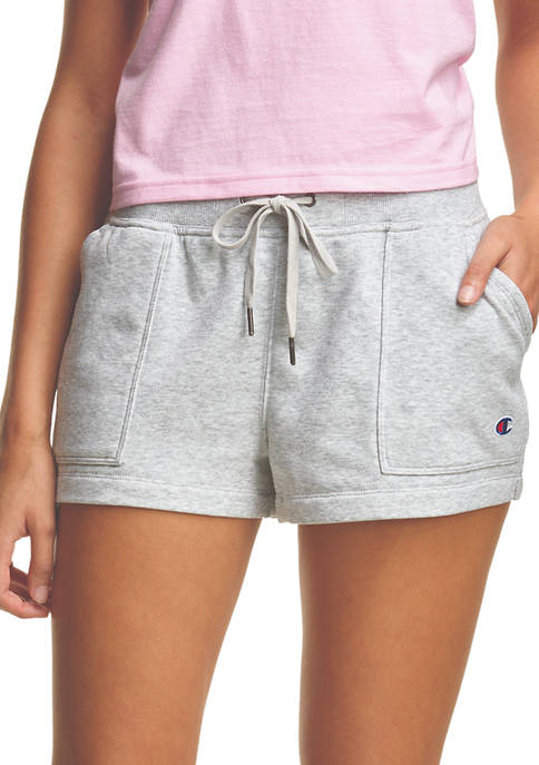 Champion® Campus French Terry Shorts