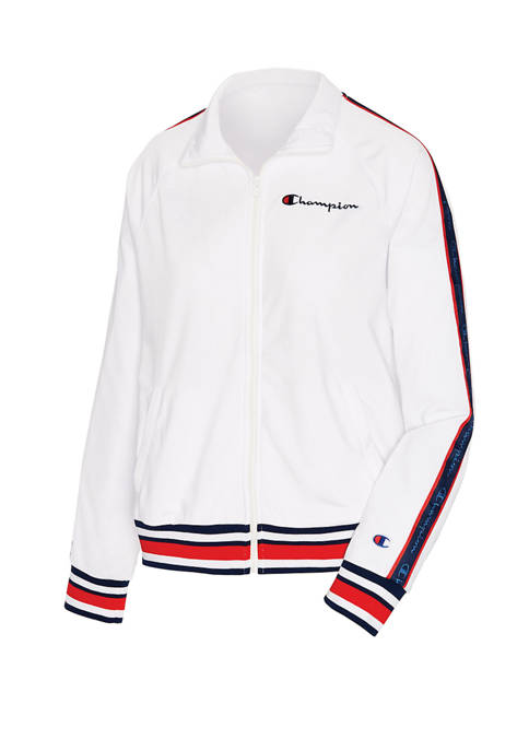 Champion® Plus Size Track Jacket