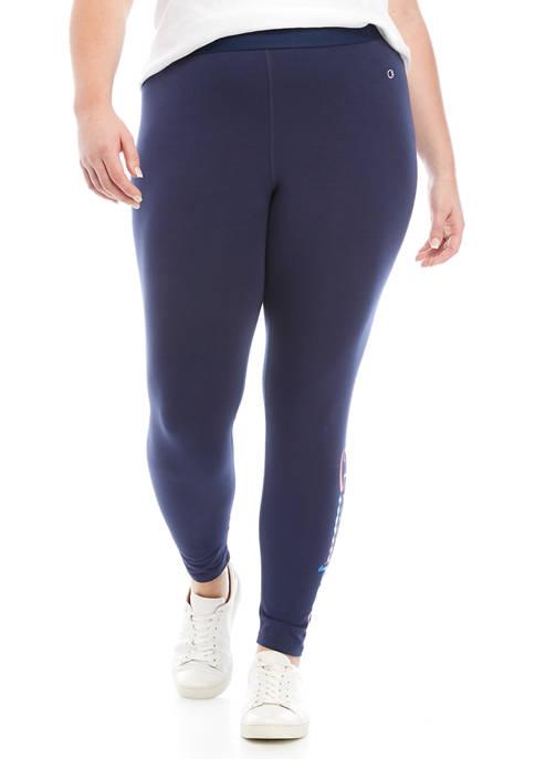 Champion® Plus Size Authentic Leggings