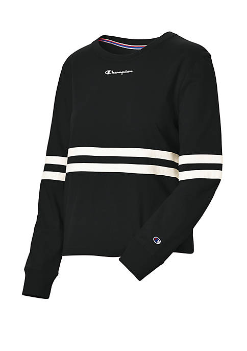 Champion® Heritage Long Sleeve T-Shirt