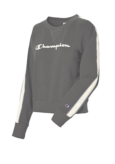 Champion® Heritage Crew Neck with Taping