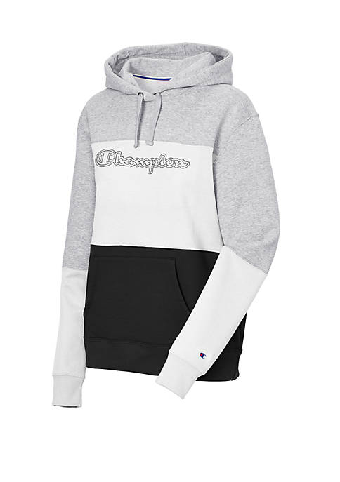 Champion® Color Block Hoodie