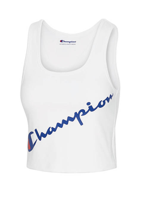 Champion® Authentic Crop Top